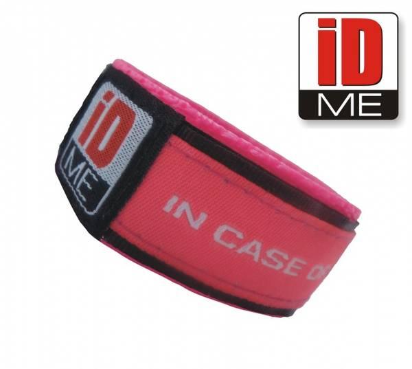 Bilde av iDME ID-armbånd rosa