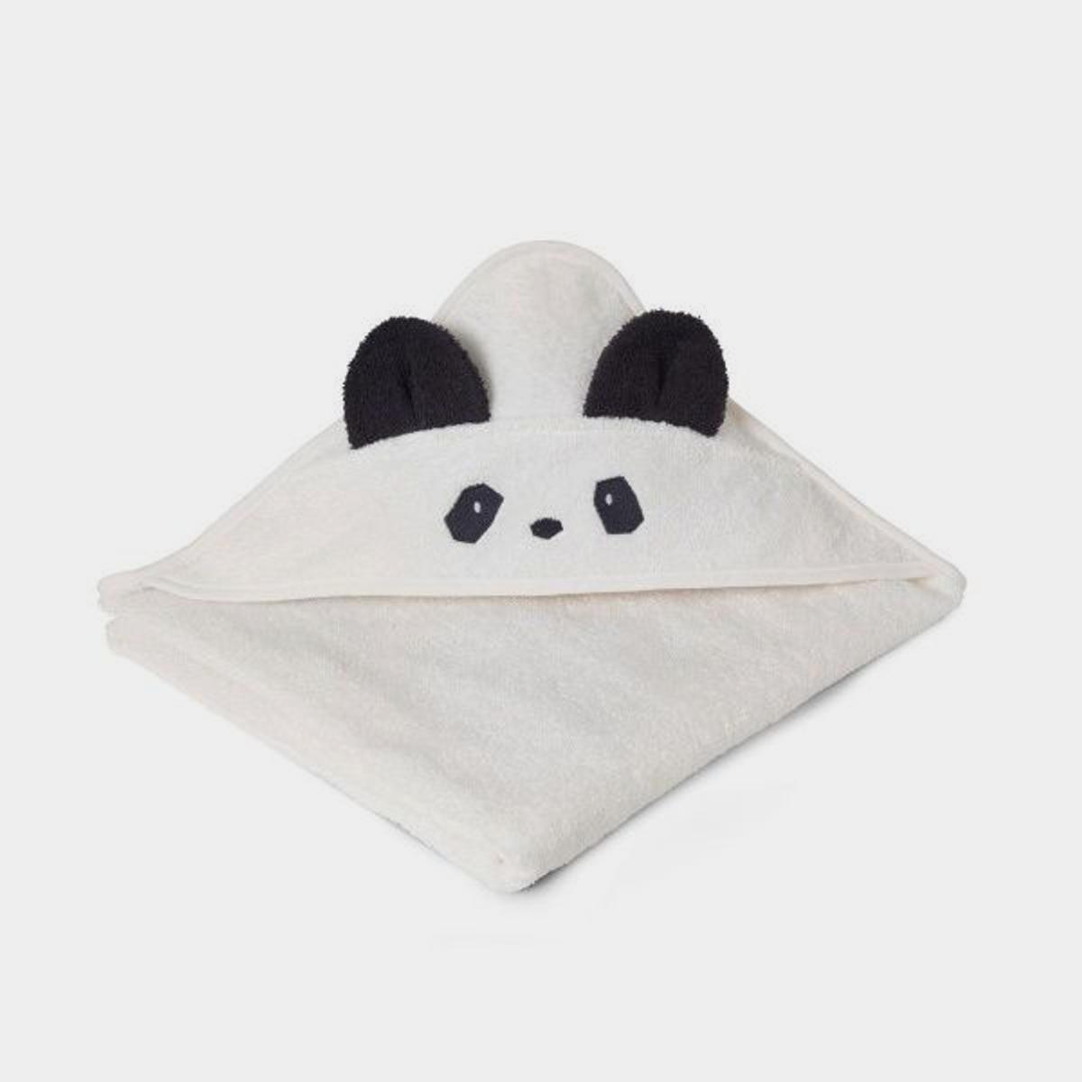 Badehåndkle Augusta Panda Creme de la creme