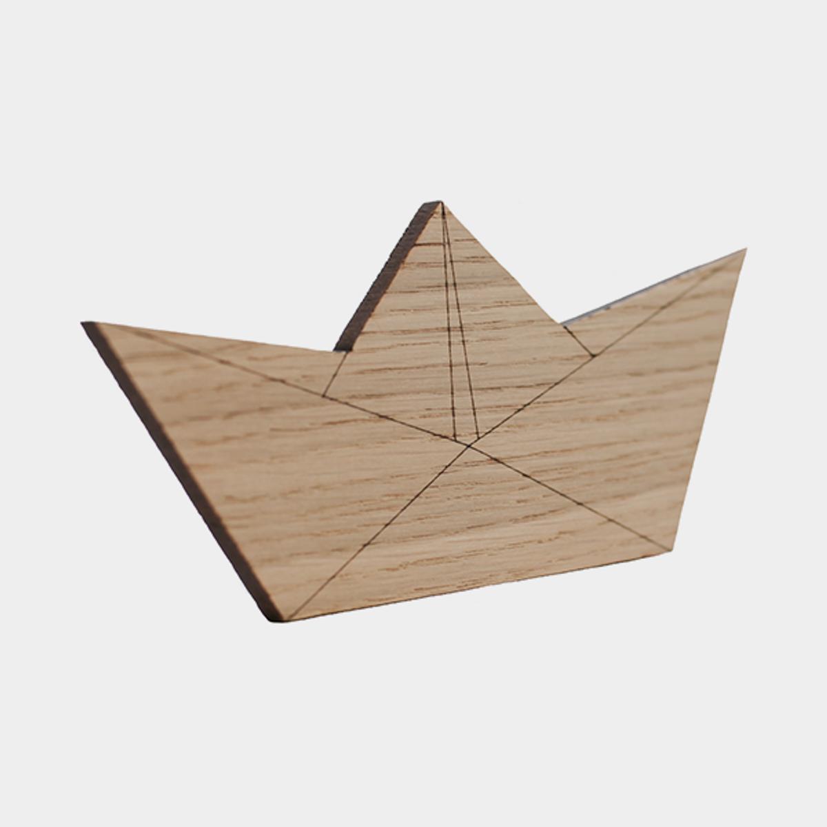 Knagg Paper Boat